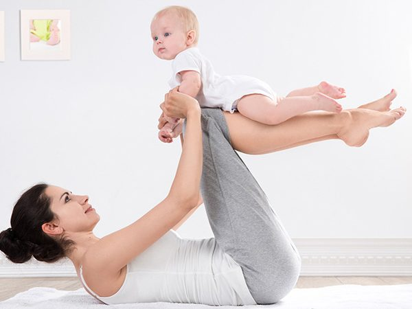 exercise-with-baby